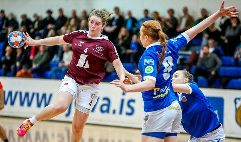 Hrafnhildur Hanna Þrastardóttir.