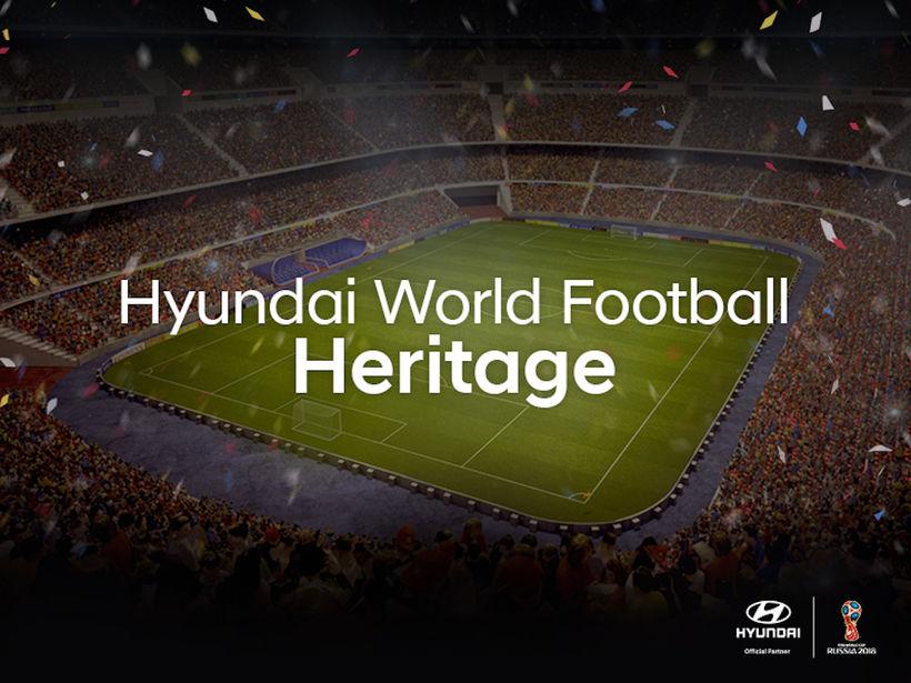 Heimasíða Hyundai um HM í fótbolta í sumar.