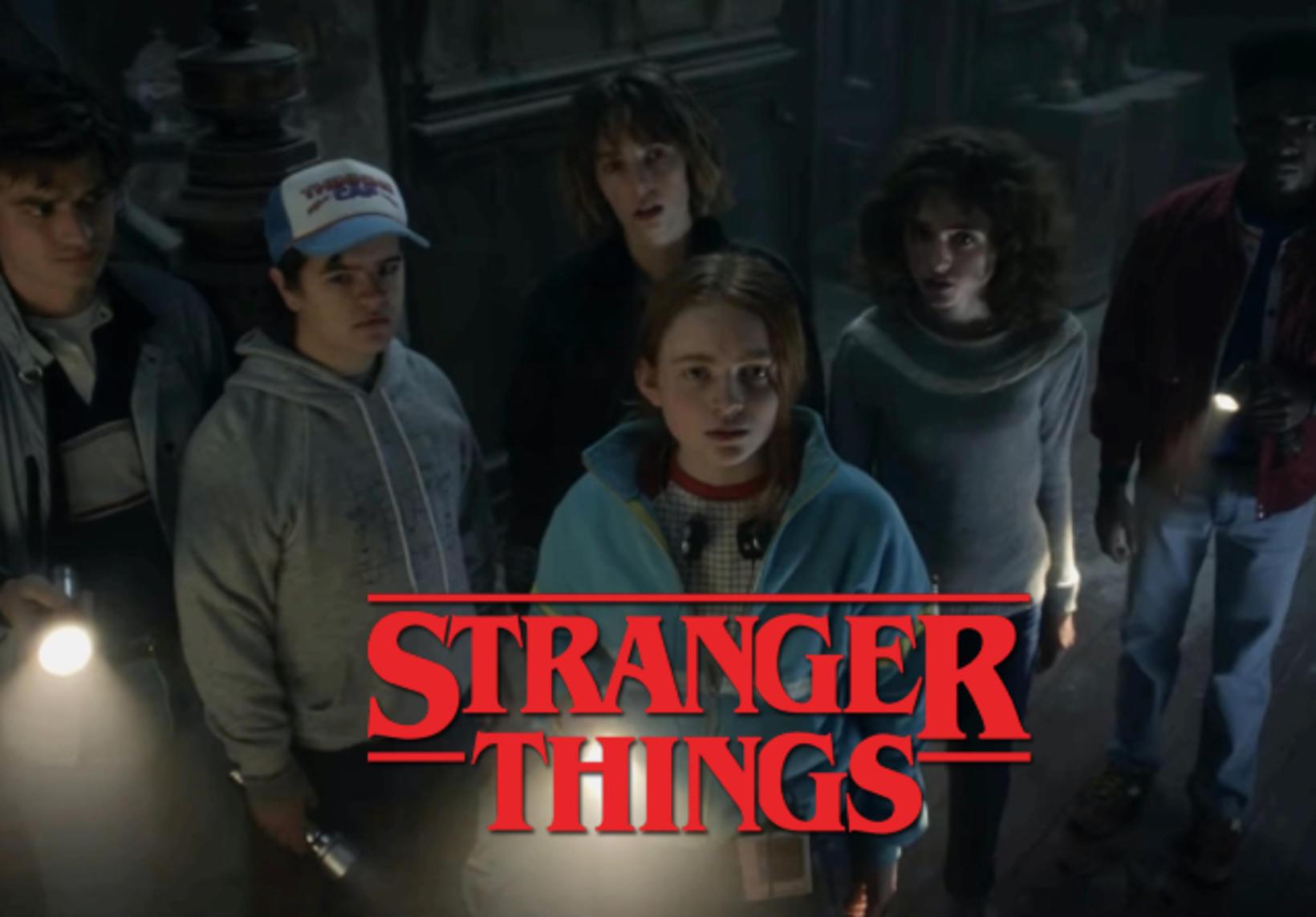 Glænýja stiklan fyrir Stranger Things seríu er virkilega hrollvekjandi en …