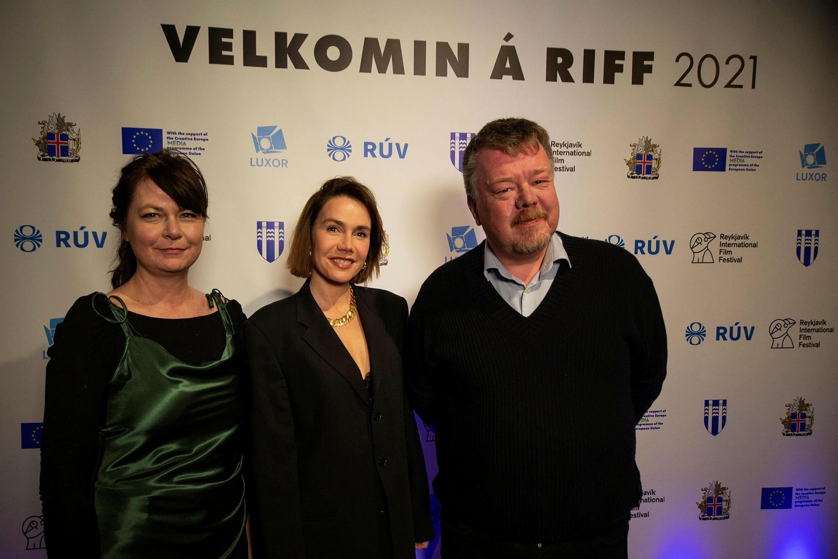 Marta Luiza Macuga, leikmyndahönnuður, Olga Bołądz, Hilmar Sigurðsson, framleiðandi og …