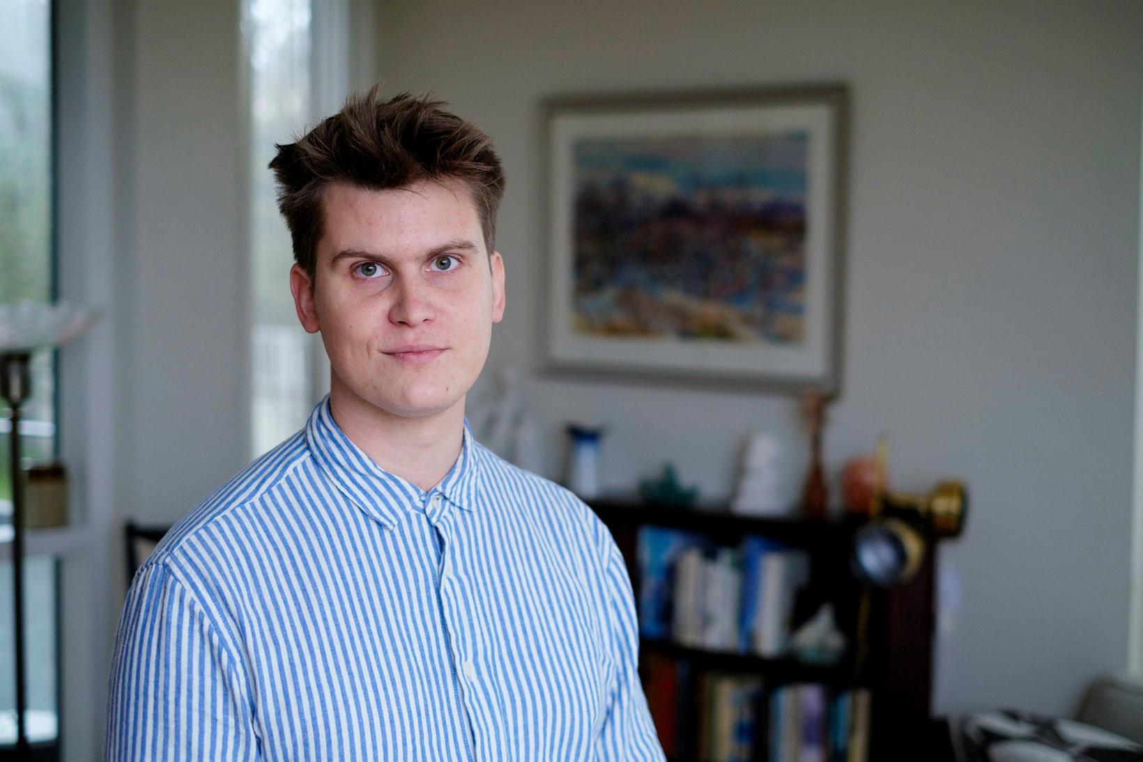 Jóhann Páll Jóhannsson, nýr þingmaður Samfylkingar.