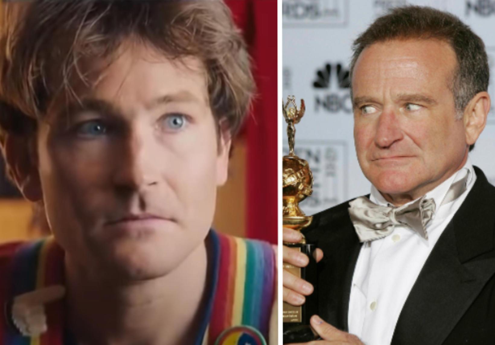 Jamie Costa þykir ná leikaranum Robin Williams nokkuð vel.