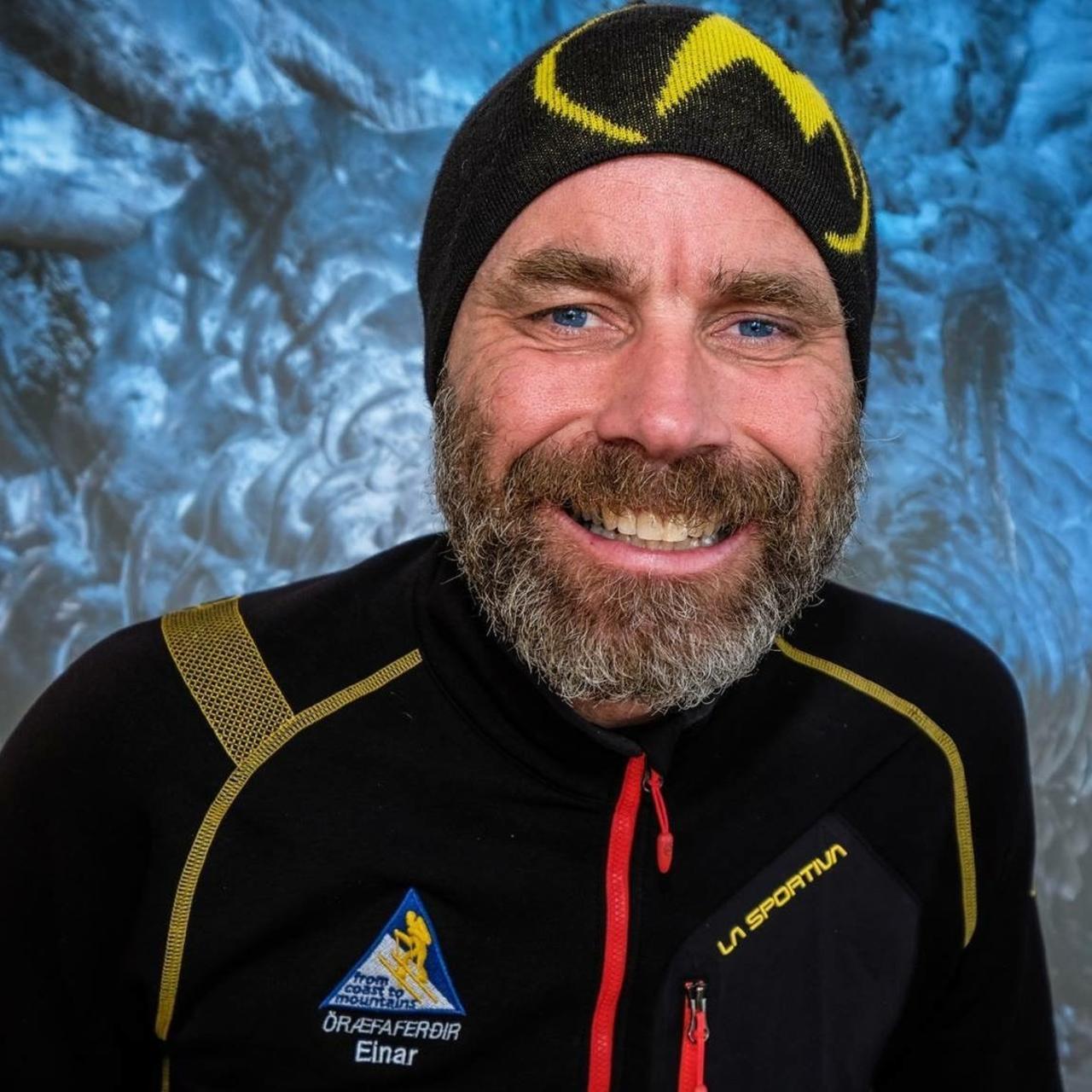 Einar Rúnar Sigurðsson.