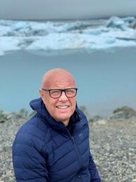 Eyjólfur Þór Guðlaugsson, framkvæmdastjóri NRS ehf. .