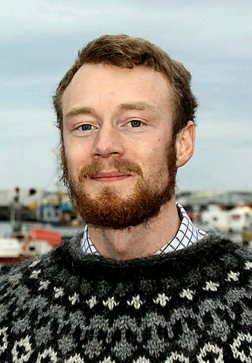 Þórólfur Dagsson.