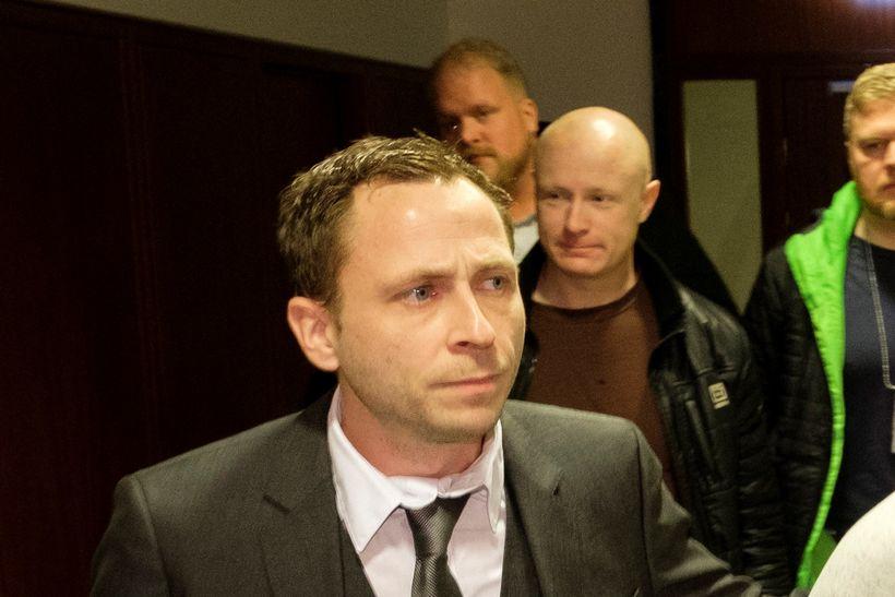 Þorgils Þorgilsson, defense lawyer for Sindri Þór Stefánsson.