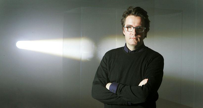 Icelandic artist Ólafur Elíasson.