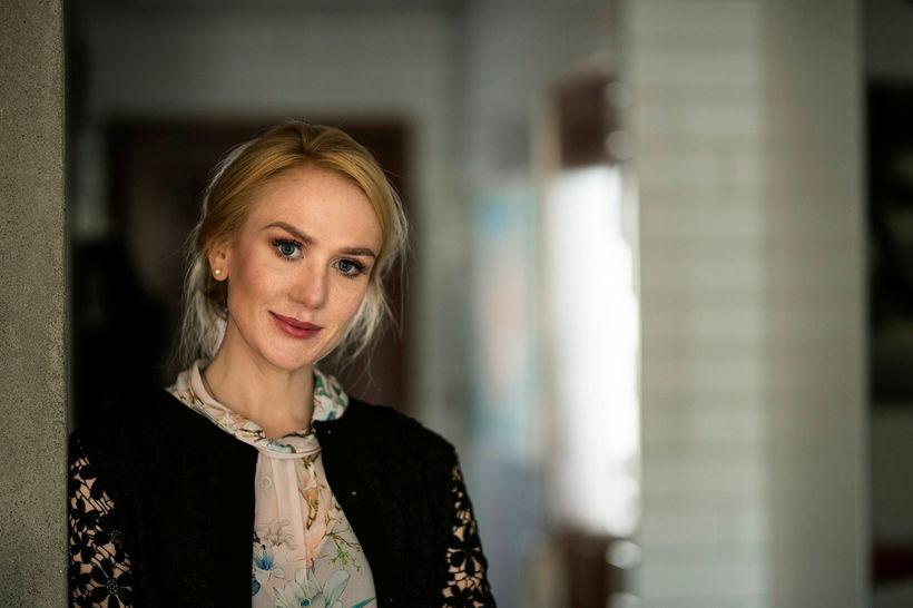 Hanna Kristín hefur verið ötul í því að ræða umhverfi …