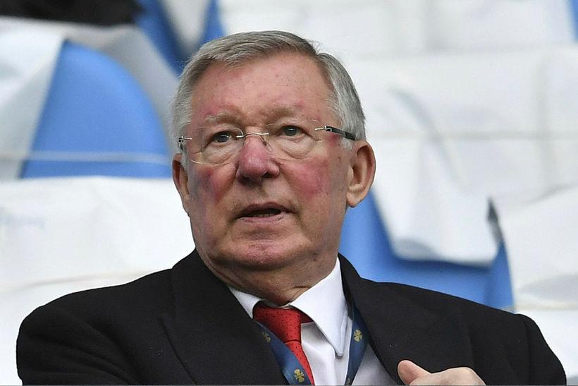 Sir Alex Ferguson hefur meiri trú á Liverpool en Manchester ...
