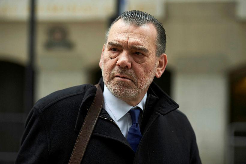 Frank Berton, lögmaður fjölskyldu Sophie Lionnet.