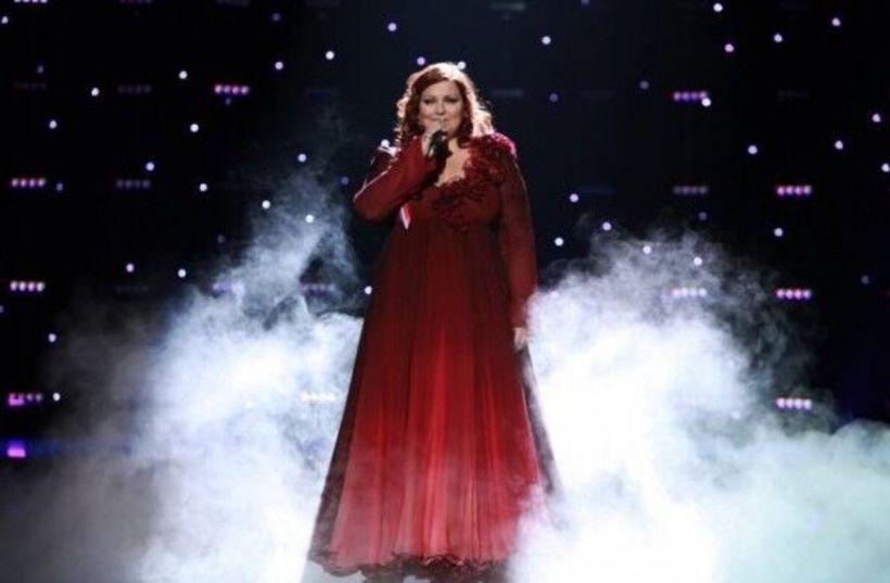 Hera Björk flutti lagið Je ne sais quoi í Eurovision ...