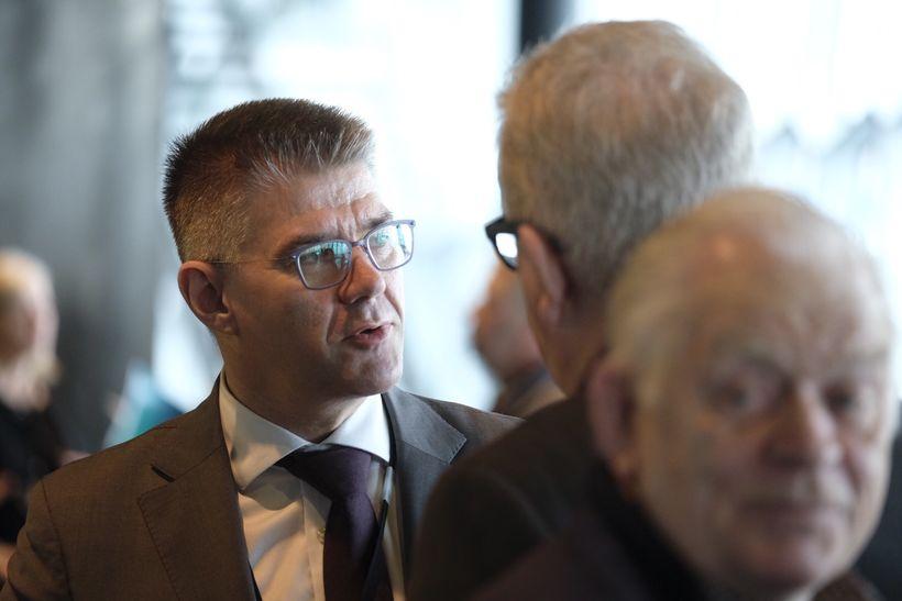 Gunnar Bragi Sveinsson býður sig fram sem varaformaður Miðflokksins.
