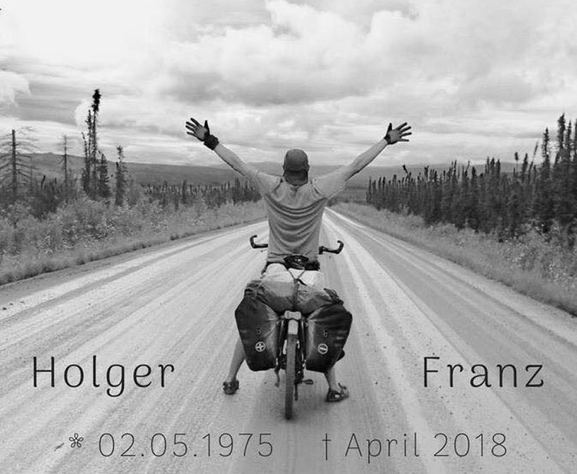 Holger Hagenbusch og Krzysztof Chmielewski voru myrtir í Chipas í ...