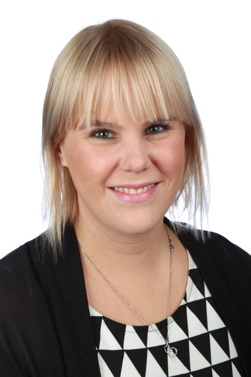 Margrét Ólafía Tómasdóttir heimilslæknir.