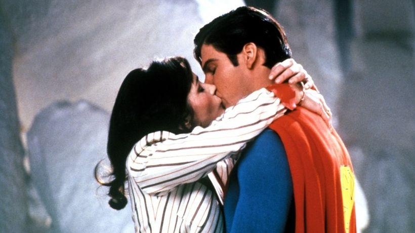 Margot Kidder í hlutverki sínu sem Lois Lane.