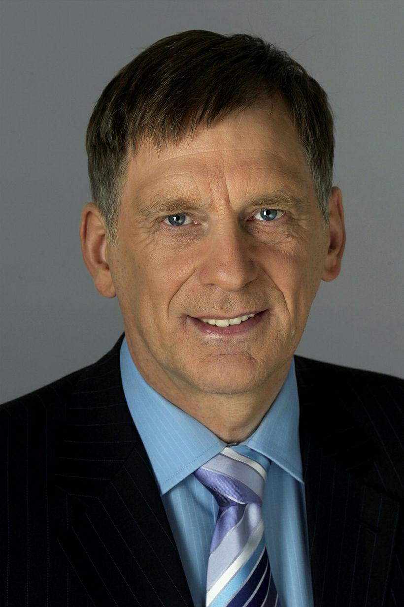 Kristinn H. Gunnarsson, fyrrverandi alþingismaður.