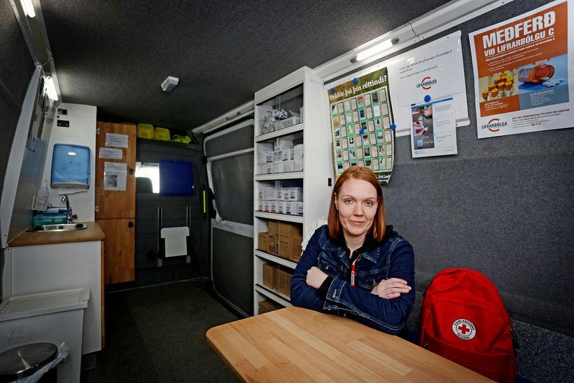 Svala Jóhannesdóttir er verkefnastýra Frú Ragnheiðar.