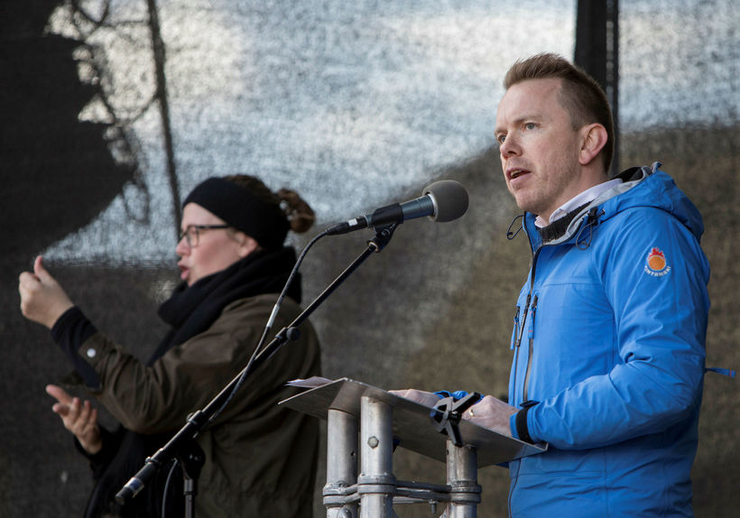 Ragnar Þór Ingólfsson, formaður VR.