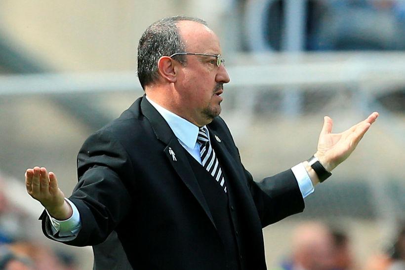 Rafael Benitez er eftirsóttur.