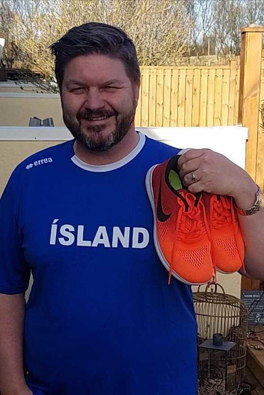 Hans Bjarnason, er nýr upplýsingafulltrúi SOS Barnaþorpanna á Ísland. Hér …
