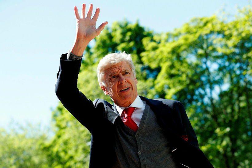 Arsene Wenger.