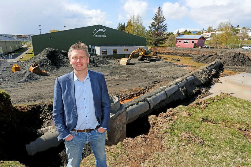 Jónas Páll Björnsson framkvæmdastjóri
