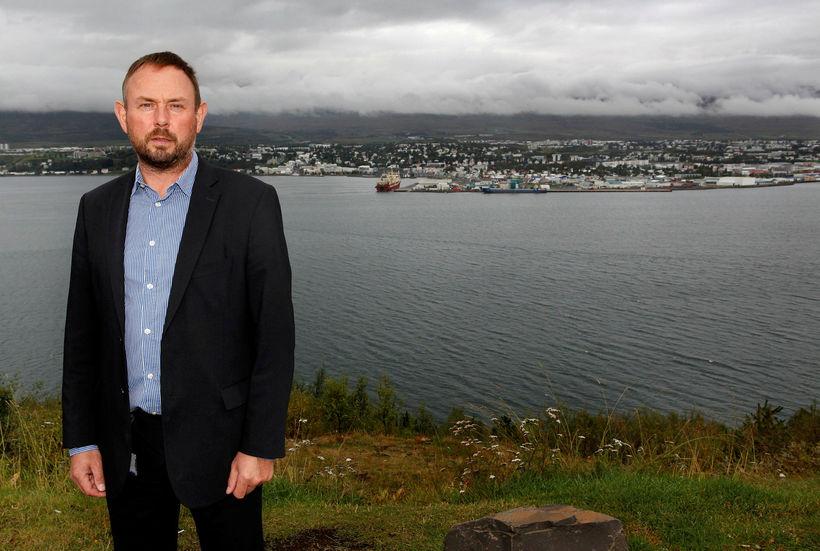 Eyþór Björnsson fiskistofustjóri segir Fiskistofu ekki taka ákvörðun um veiðileyfissviptingu ...