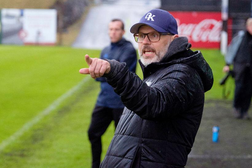 Ólafur Kristjánsson.