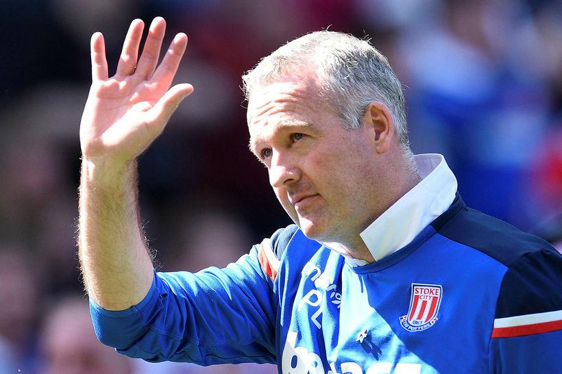 Paul Lambert er farinn frá Stoke City.