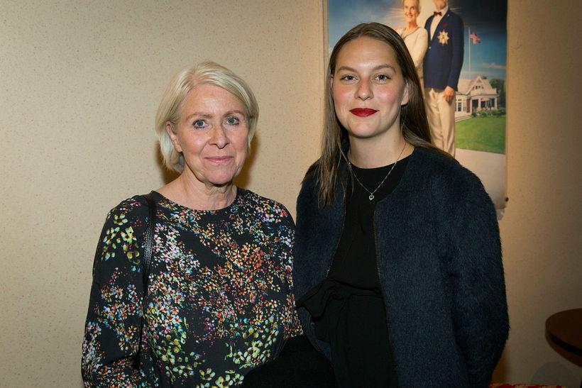 Jóna Oddsdóttir og Arna Margrét Jónsdóttir.