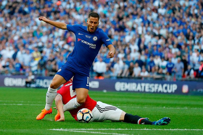 Þarf Chelsea að losa sig við Eden Hazard?