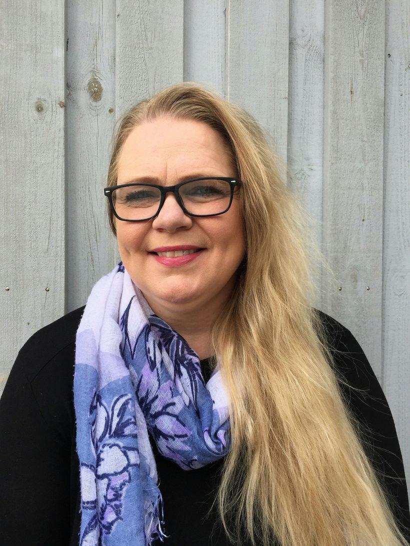 Líney Ólafsdóttir, aðstoðarskólastjóri Leirvogstunguskóla.