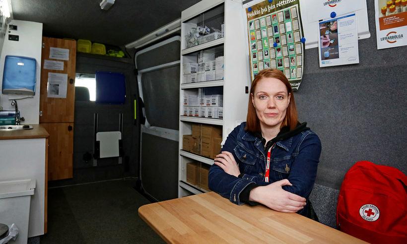 Svala Jóhannesdóttir, verkefnastýra Frú Ragnheiðar.