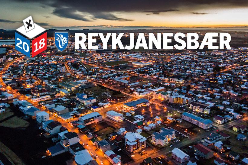 Samfylkingin, Framsóknarflokkurinn og Bein leið munu mynda meirihluta í Reykjanesbæ.