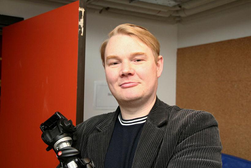 Aðalsteinn J. Halldórsson.