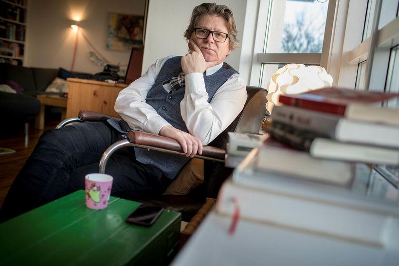 Dr. Eiríkur Bergmann ræddi við mbl.is um valið á Áslaugu …