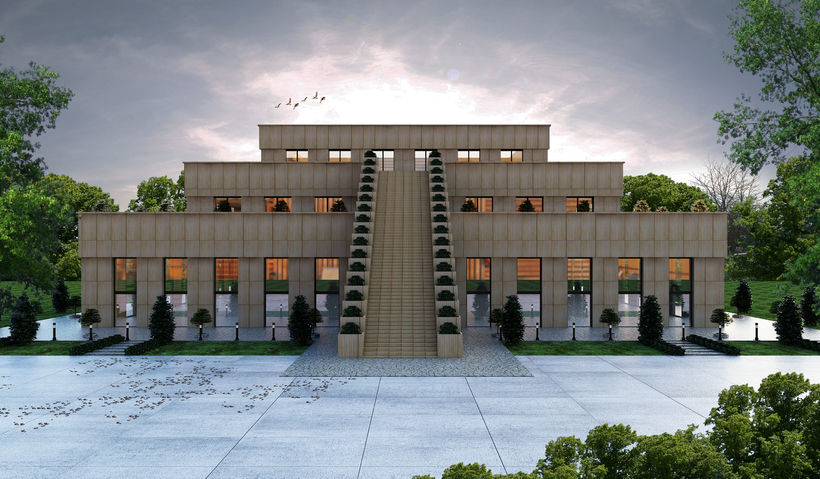 The Ziggurat will be the name of the Zuist temple. …