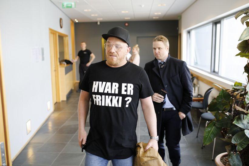 Atli Már Gylfason þarf að greiða Guðmundi 1,2 milljónir í ...