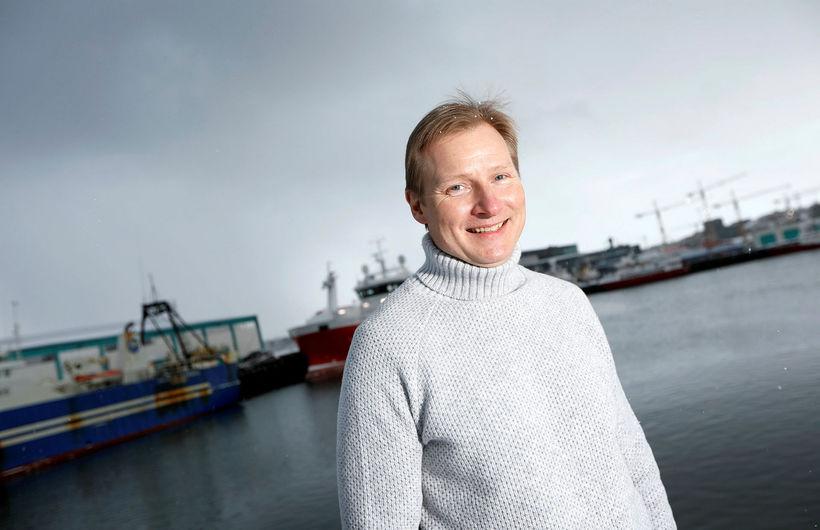 Bjarni Ármannsson var í dag ráðinn forstjóri Iceland Seafood.