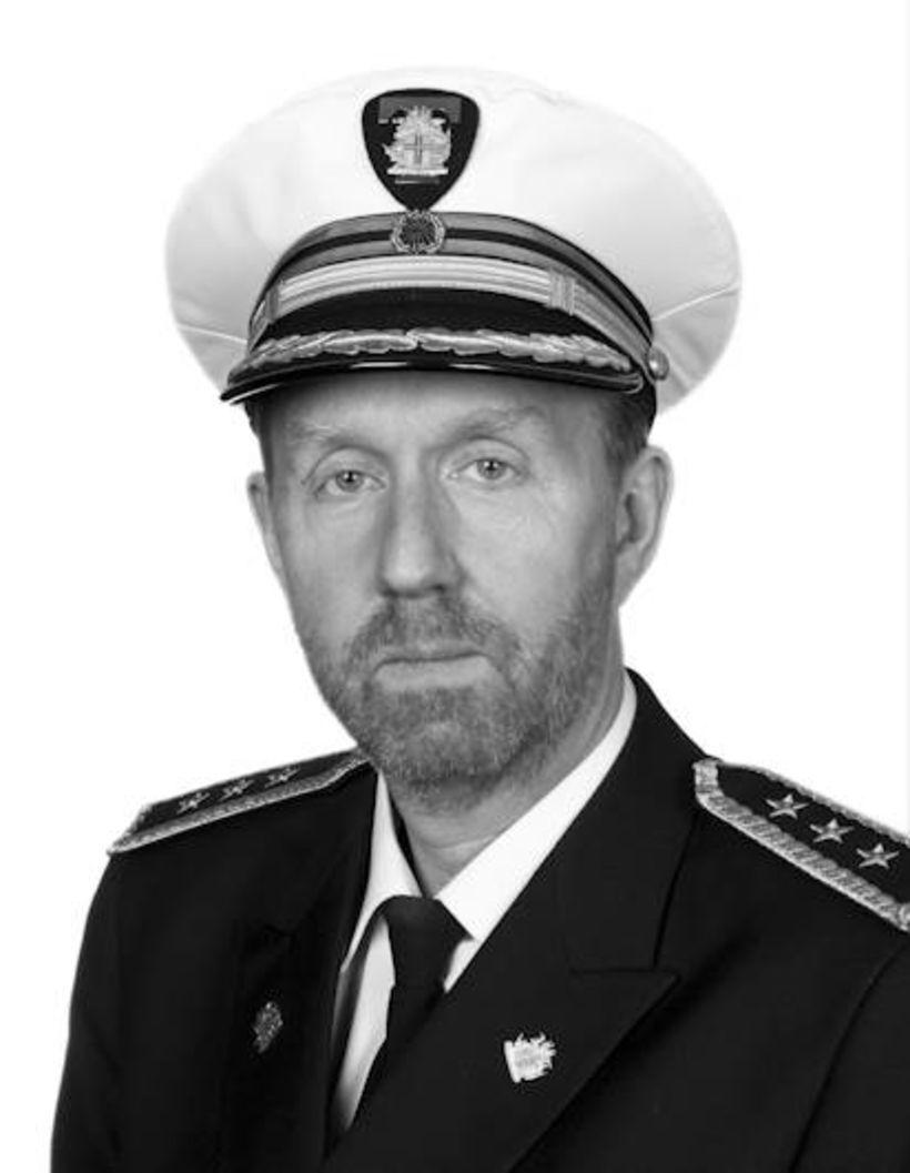 Snorri Olsen ríkisskattstjóri sem áður var tollstjóri.