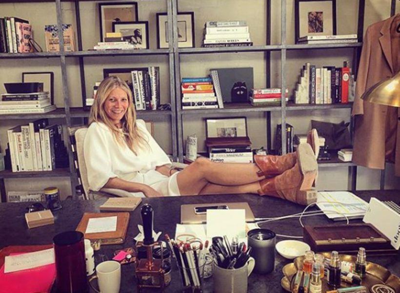 Goop-meistari Gwyneth Paltrow.