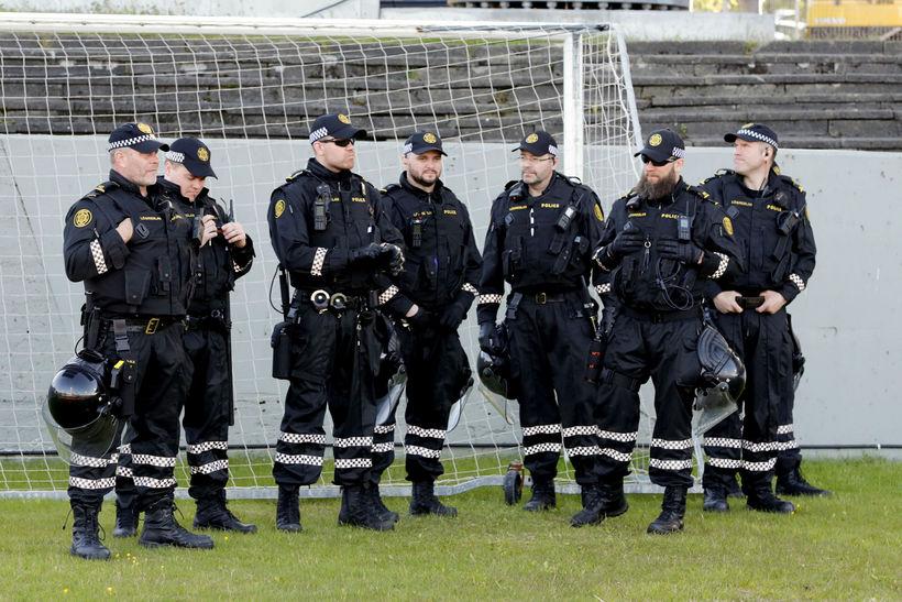 Fimm lögregluþjónar verða sendir til starfa til Rússlands vegna heimsmeistaramótsins ...