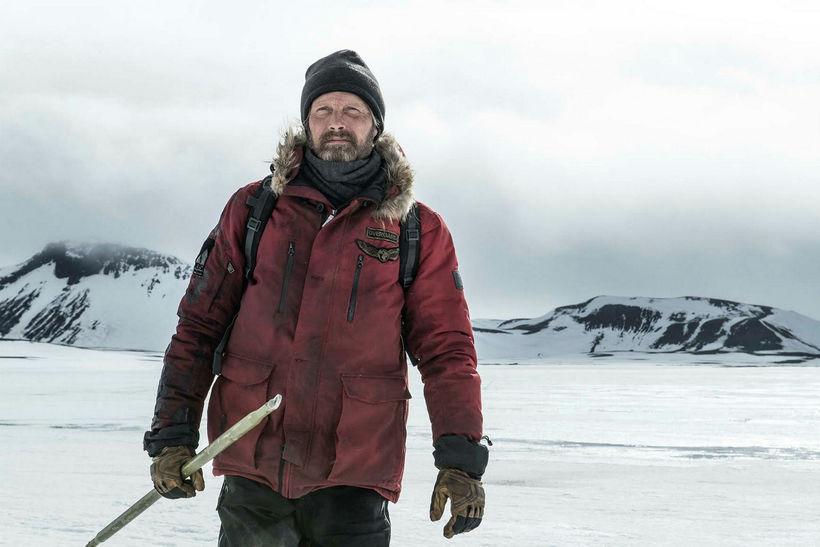 Mads Mikkelsen leikur í myndinni Arctic á móti Maríu Thelmu.