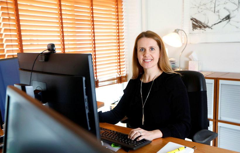 Anna Lúðvíksdóttir, framkvæmdastjóri Amnesty Íslands.