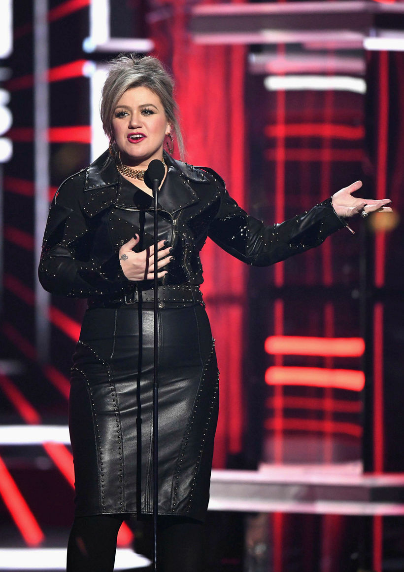 Kelly Clarkson er allt önnur eftir að hún tók til ...