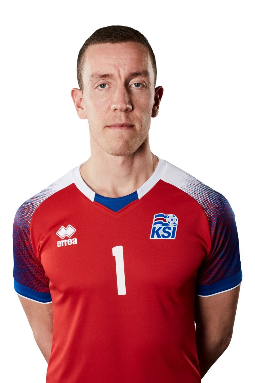 c4d467b2546 Meet the players of the Iceland men s national football team ...