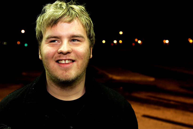Bergvin Oddsson.