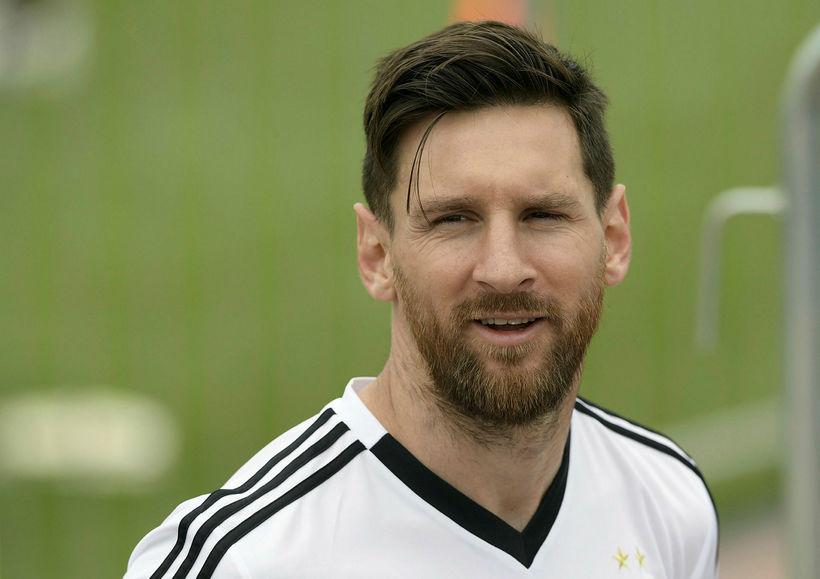 Lionel Messi er af mörgum talinn besti knattspyrnumaður sögunnar.
