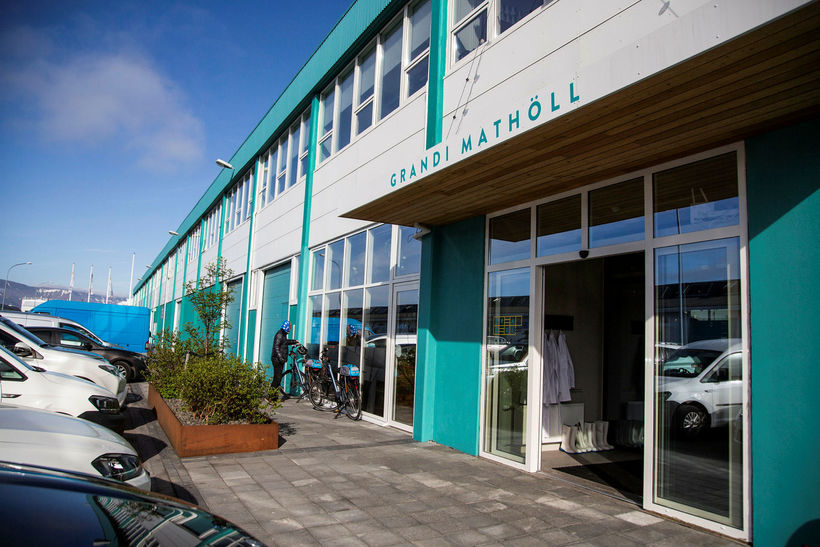 Grandi Mathöll , a new food hall at the Grandi ...