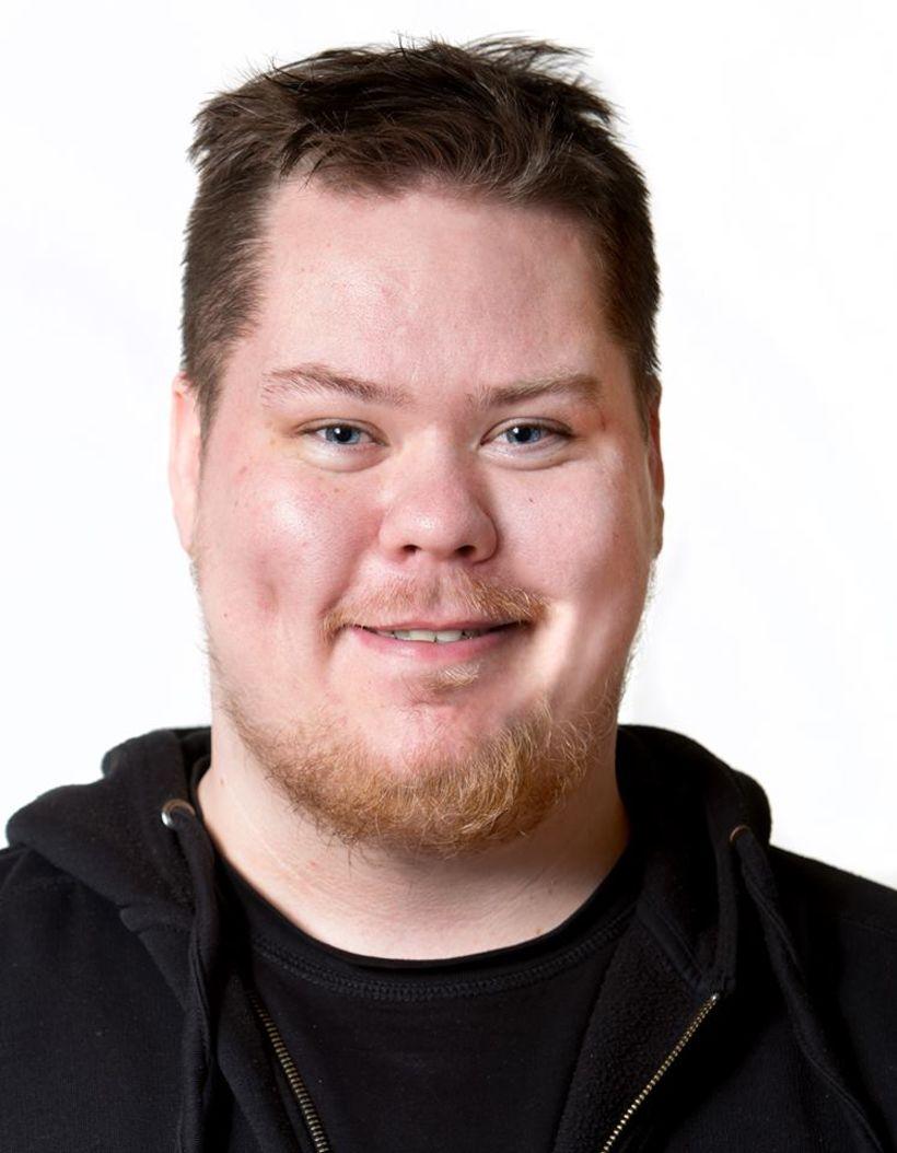 Haukur Jón Friðbertsson.